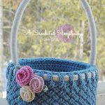 Woven Treasures Basket