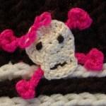 Free Crochet Pattern - Fun Punk Applique by A Crocheted Simplicity