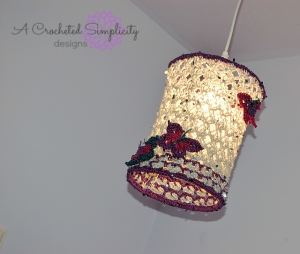 """Butterfly Dreams"" Pendant Lamp"