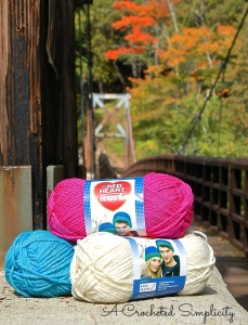 Heads Up! There's a new yarn in town!!!