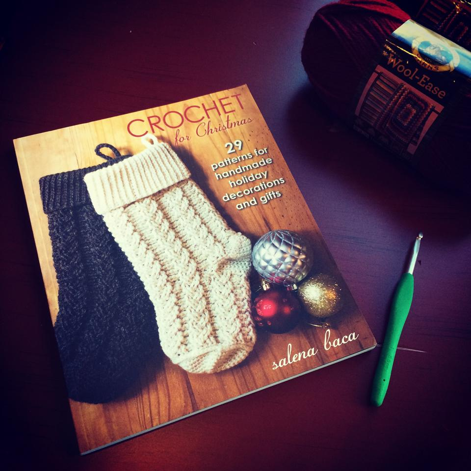 Crochet for Christmas Book CAL