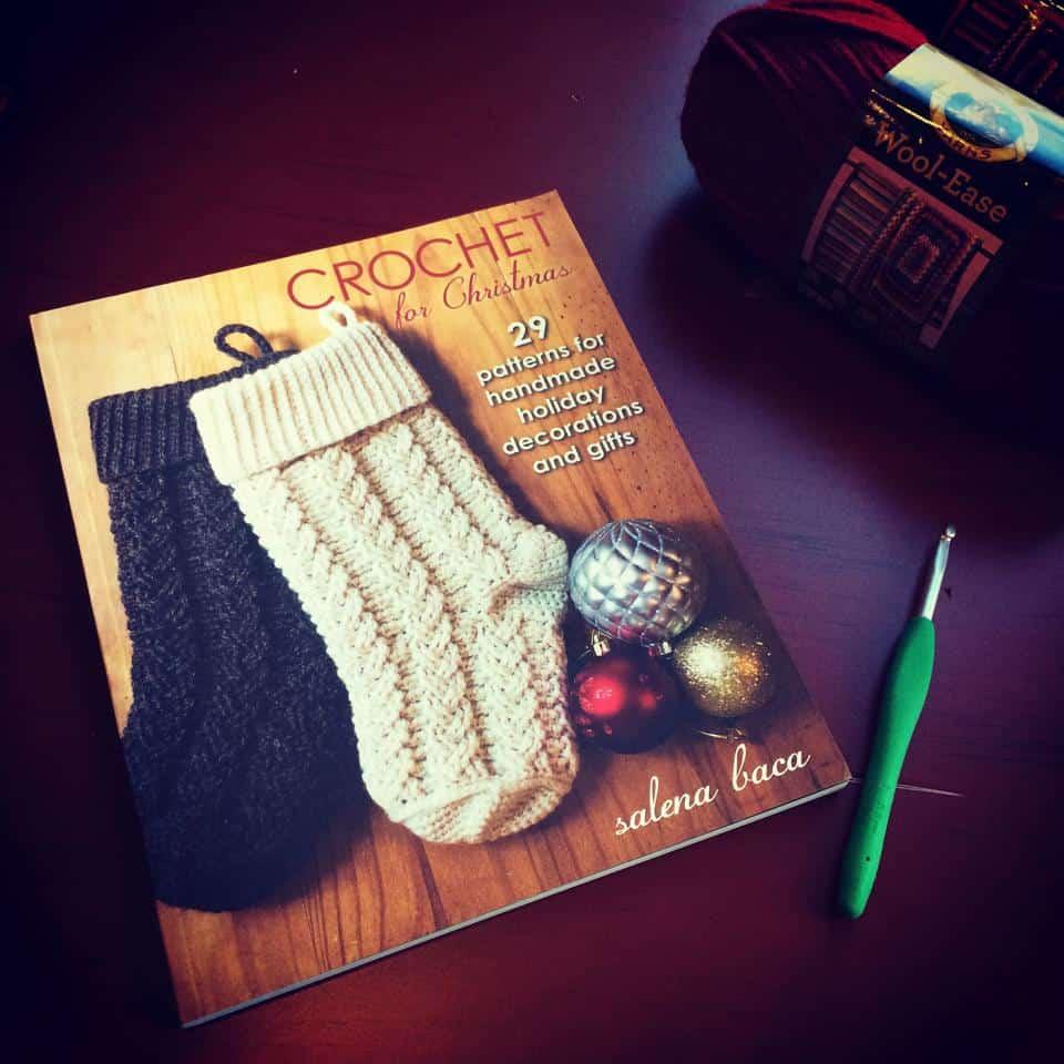 Crochet for Christmas Book CAL