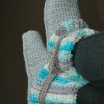 Crochet Pattern - Women's Slouchy Slipper Boots by A Crocheted Simplicity