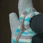 Crochet Pattern - Women's Slouchy Slipper Boots by A Crocheted Simplicity