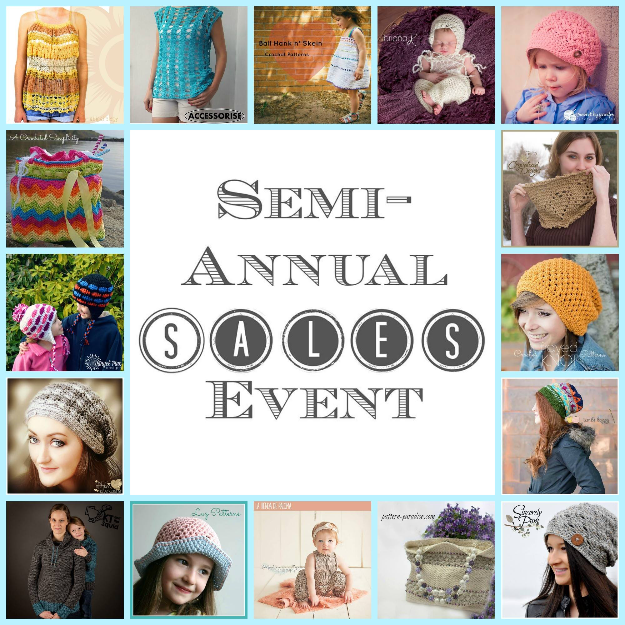 The 1st Annual, Semi-Annual Sales Event Giveaway is HERE!!! - A ...