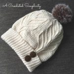 Crochet Pattern - Matterhorn Ski Slouch by A Crocheted Simplicity