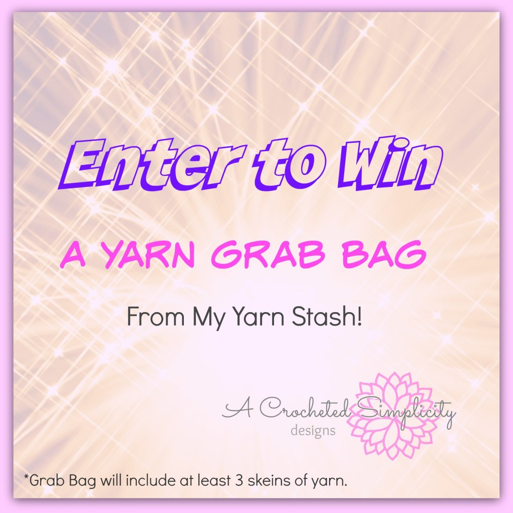 Yarn Grab Bag Giveaway