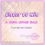 Daily Giveaway  |  Win a Yarn Grab Bag!