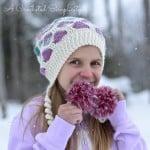 How to Make Faux Fur Poms using Fur Yarn!