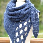 """""""Northern Skies"""" Convertible Scarf & Wrap Crochet Pattern by A Crocheted Simplicity"""