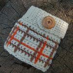"Crochet Pattern - ""Perfectly Plaid"" Boot Cuffs by A Crocheted Simplicity"