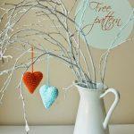 Free Pattern Crocheted Heart