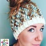 Free Crochet Pattern - JellyBun Beanie by Snappy Tots