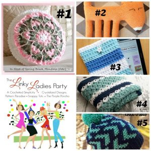 The Linky Ladies Party #95