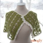 Free Crochet Pattern - Lucky Day Cowl Wrap by Moogly