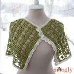 Free Crochet Pattern - Lucky Day Cowl Wrap by Moogly