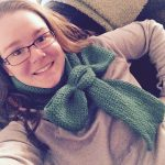 "Crochet Pattern - ""Knit-Look"" Bow Tie Cowl / Scarf by A Crocheted Simplicity"