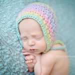 Crochet Pattern - Lyra Bonnet by Danyel Pink Designs