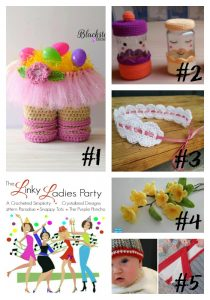 The Linky Ladies Party #100