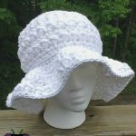 Crochet Pattern - Stacey Sunhat by Blackstone Designs