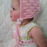 Crochet Pattern - Summer Waves Bonnet by A Crocheted Simplicity