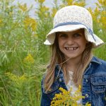 Crochet Pattern - Summer Waves Sunhat by A Crocheted Simplicity