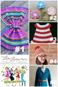 The Linky Ladies Party #98