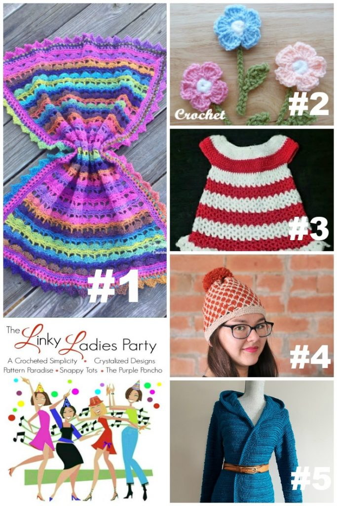 Come join The Linky Ladies Link Party and link up your latest projects!