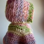 Free Crochet Pattern - Baby In Bloom Bonnet by Moogly