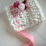 Free Crochet Pattern - Toot Sweet Newborn Bonnet by Moogly