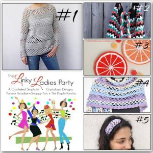 The Linky Ladies Party #104