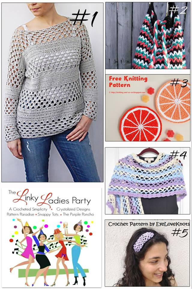 Check out the top clicked projects in The Linky Ladies Link Party & add your own links!!!