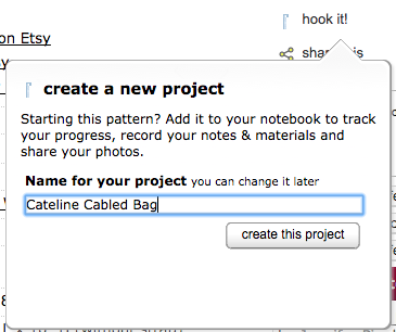 Crochet Along with us for the Cateline Cabled Bag CAL hosted by A Crocheted Simplicity