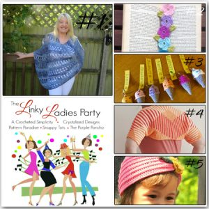 The Linky Ladies Party #109