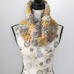 Free Crochet Pattern-Carnival-Games-Cowl-Free-Crochet-Pattern by The Stitchin Mommy