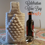 Free Crochet Pattern- Celebration-Wine-Bag-by Moogly