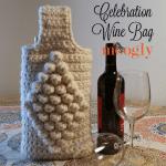 Free Crochet Pattern- Celebration-Wine-Bag-by Moogly