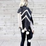 Free Crochet Pattern- Columbia Chevron Super Scarf Pattern by Two of Wands
