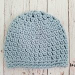 Free Crochet Pattern- The Maggie Beanie by The Unraveled Mitten