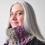 Free Crochet Pattern- Quick Covered Boxes Cowl free crochet pattern