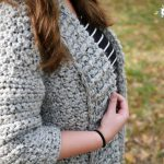 Free Crochet Pattern- First Love Crochet Cardigan by Sewrella