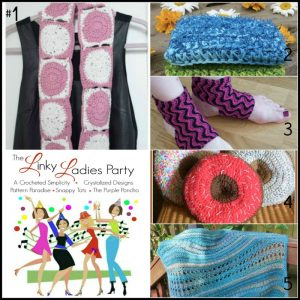 The Linky Ladies Party #112