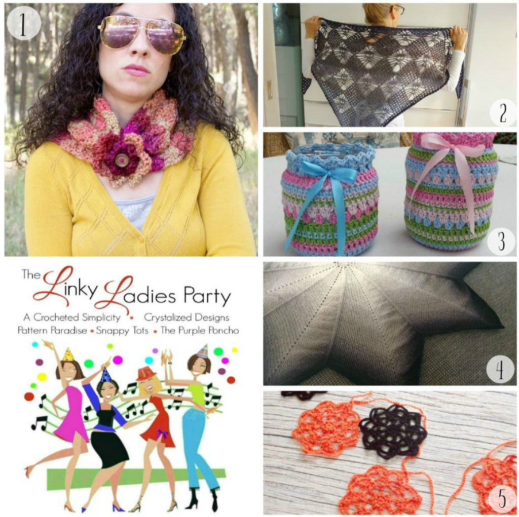 Check out the Top 5 projects in the Linky Ladies Community Link Party & add your own projects for a chance to be featured!