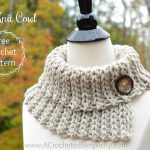 Free Crochet Pattern – Knot Knit Cowl