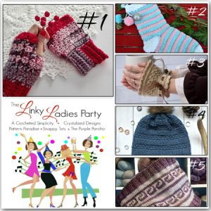 The Linky Ladies Party #119