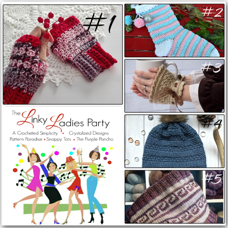 Come join The Linky Ladies community link party! Add your own link!!