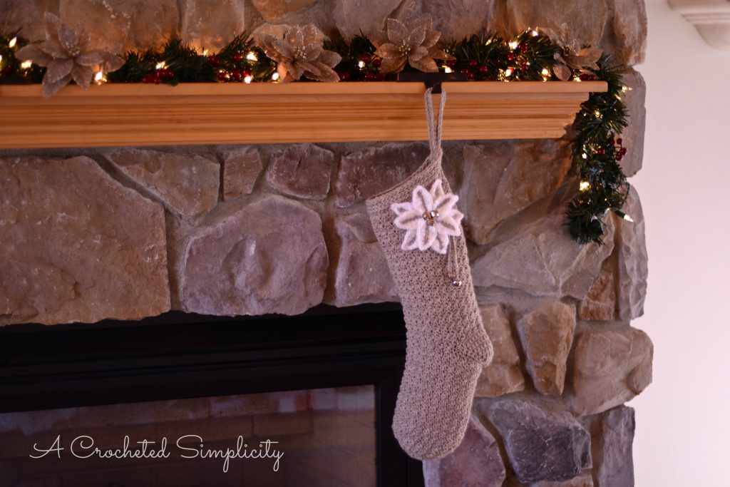Join us for the 2017 Christmas Stocking Crochet Along! Hosted by A Crocheted Simplicity