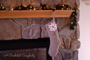 Join us for the 2017 Stocking Crochet Along!