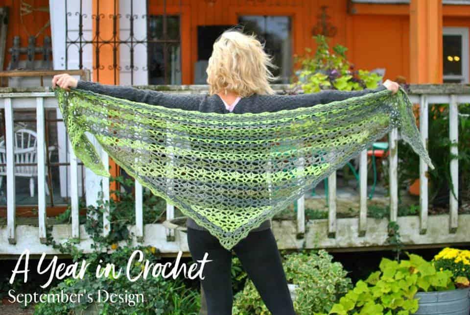 Win A Year in Crochet!