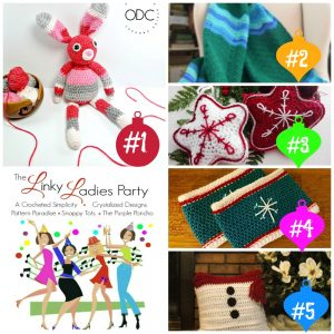 The Linky Ladies Party #122
